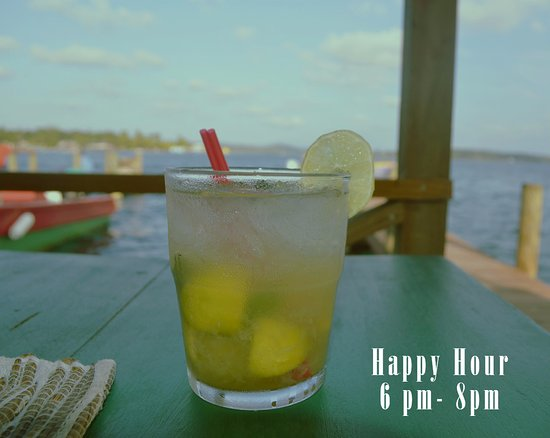 Barracuda: the best happy hour in town