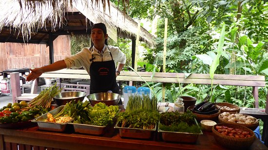 Tamarind Cooking Courses : Delicious local ingredients