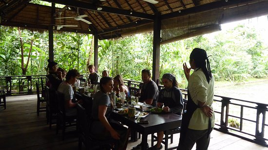 Tamarind Cooking Courses: Lovely lunch!