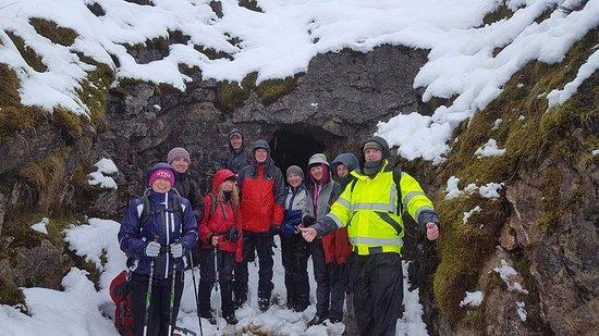 County Sligo, Ireland: Guided Hike to the Old Barytes Mines at Glencarbury, Benbulben.