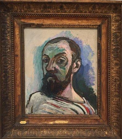 Galería Nacional de Dinamarca: Matisse