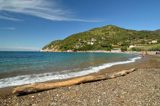 Rio Nell'Elba, Italy: Spiaggia di Nisporto