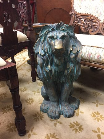 Ruckersville, VA: Lion