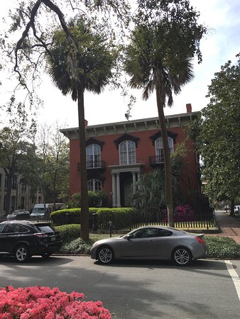 Photo of Historic Site Mercer Williams House Museum at 429 Bull St, Savannah, GA 31401, United States