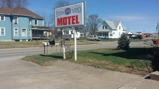 Donnellson, IA: Sign