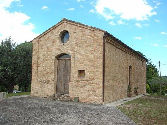 Mogliano, Italia: Chiesa di contrada