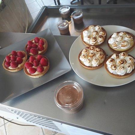 Sainte-Tulle, Francia: La Fabrique à Burgers