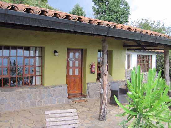 Virunga Lodge: Beautiful Cottage # 8