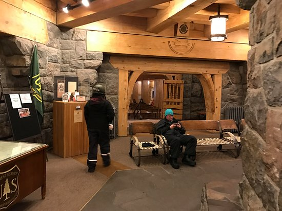 Timberline Lodge, OR: Lobby