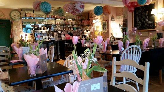 Halladay S Tea Rooms Menu