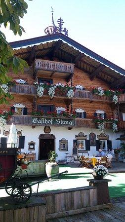 Hirschegg, Avusturya: Sonnhof Haupthaus