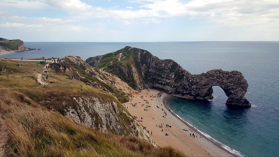 Lulworth Cove and Durdle Door: Summer 2016