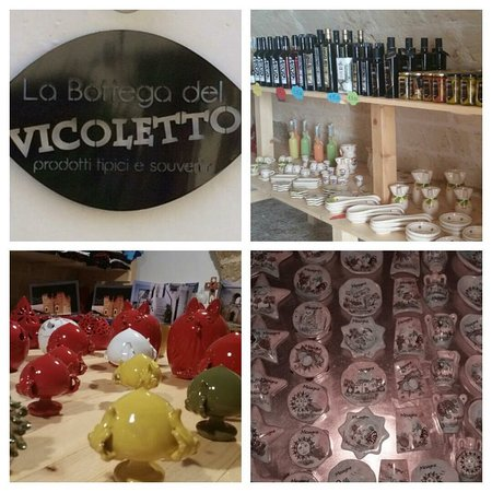 La Bottega del Vicoletto