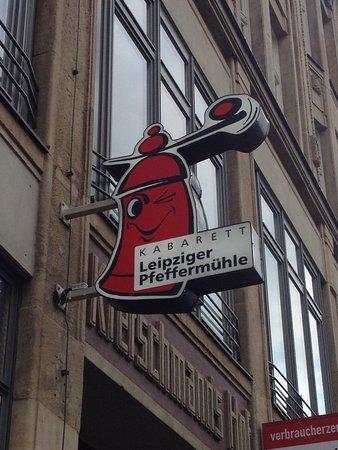 Kabarett Leipziger Pfeffermühle