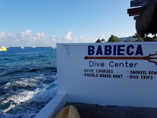 El Cid La Ceiba Beach Hotel: 20170308_081312_large.jpg