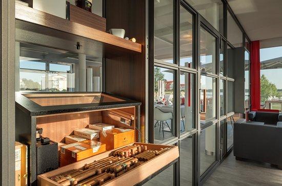 Markkleeberg, Germany: Lounge Restaurant COSPUDEN