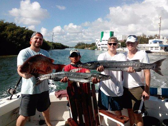 Charter fishing cancun mexico top tips before you go for Cancun fishing charters