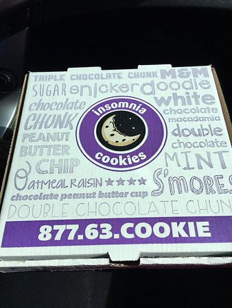 Photo1 Jpg Picture Of Insomnia Cookies Kansas City