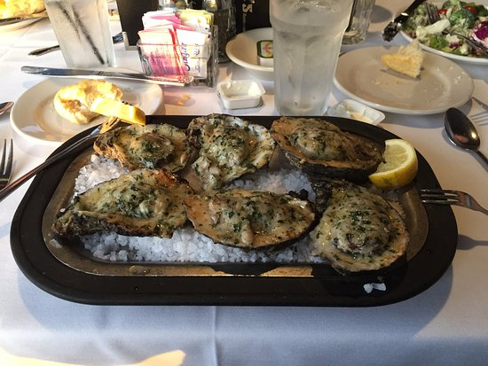 Mariner's: Oysters