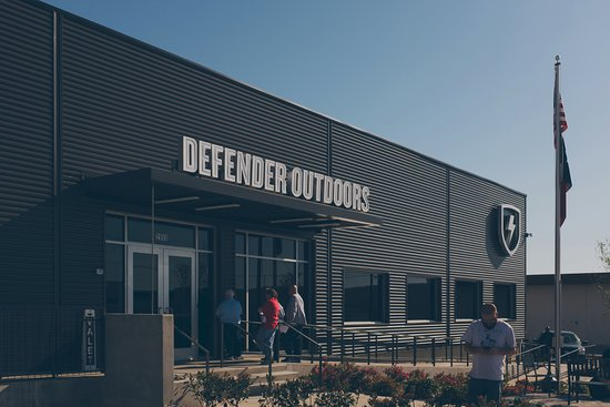 Defender Outdoors Shooting Center