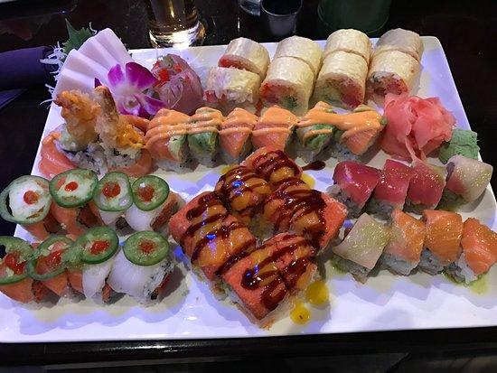 Elk River, MN: Hajime Sushi Restaurant