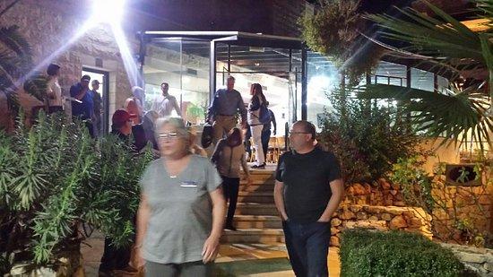 Abu Ghosh, Israël : Entrance