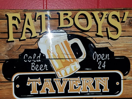 Fort Branch, IN: Fat Boy's Tavern