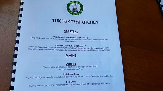 Porirua, Nueva Zelanda: Starters and Curries