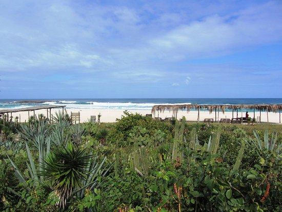 Casa da Praia: Vista da frente!