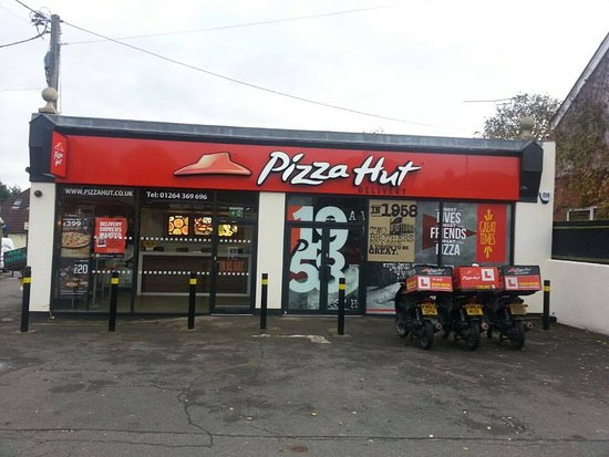 Pizza Hut Andover 1b Mylen Rd Restaurant Reviews