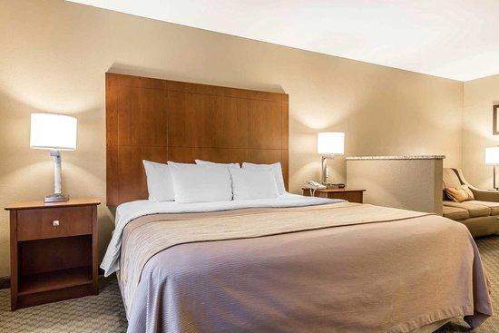 Comfort Inn & Suites East Moline Bild