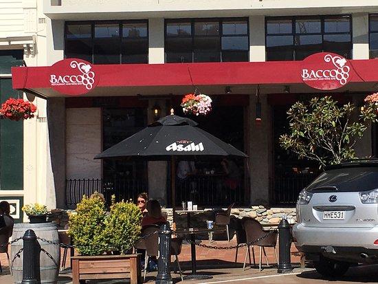 Bacco Restaurant And Wine Bar