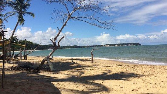 Satu Beach: Uma das melhores de Caraíva.