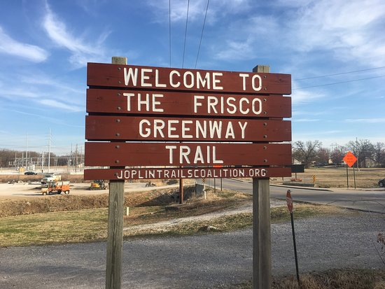 Frisco Greenway Trail