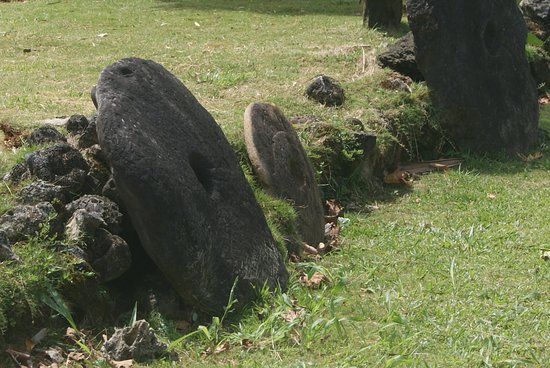Yapese Rai Stone Money