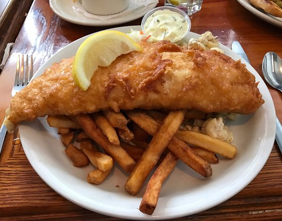 Curry S Pub Restaurant Fish Fry
