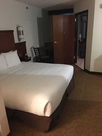 Hyatt Place Memphis/Wolfchase Galleria: Big Room.