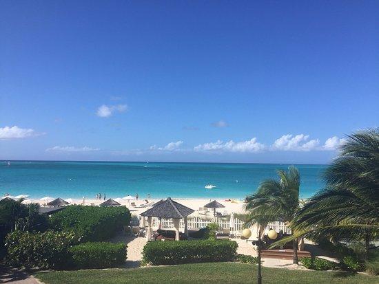 Seven Stars Resort & Spa: View from room 1207 (Alhena bldg)
