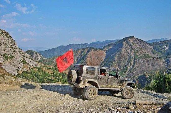 Full-Day Jeep Safari in Kruje