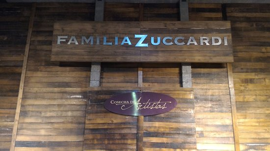Maipu, Argentine : Familia Zuccardi - vinhos Santa Júlia