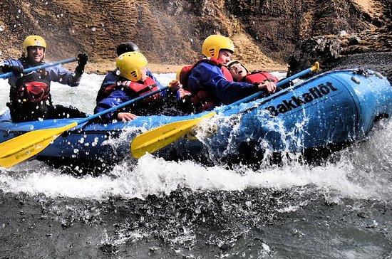 Westglaziale River Rafting Tour von...