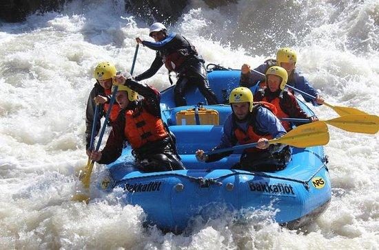East Glacial River Rafting Tour von...