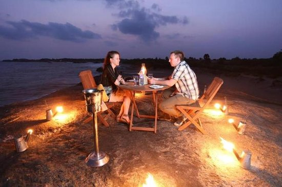 Private Overnight Beach Camp and Yala...