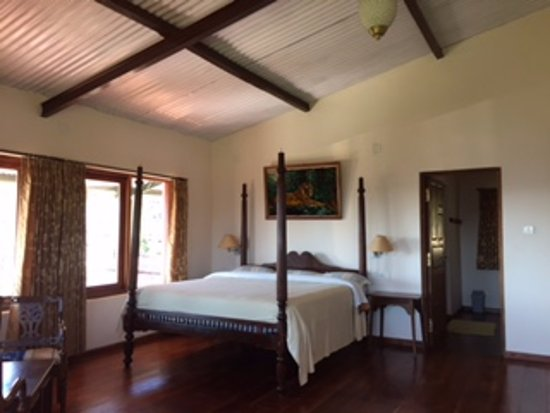 Red Hill Nature Resort: Beautiful, large room that we stayed in