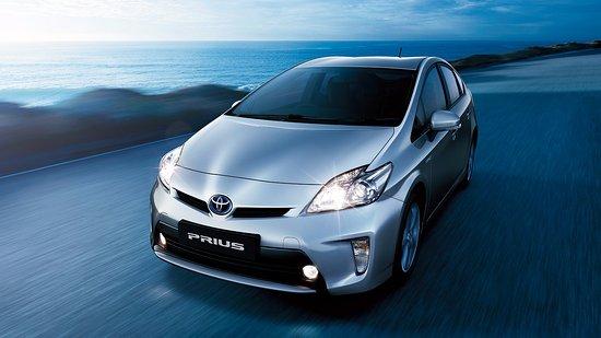 Kula, Havai: Travel is comfort and safety with my 2007 Toyota Prius