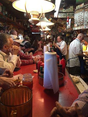 Corinth, MS: Abe's Grill