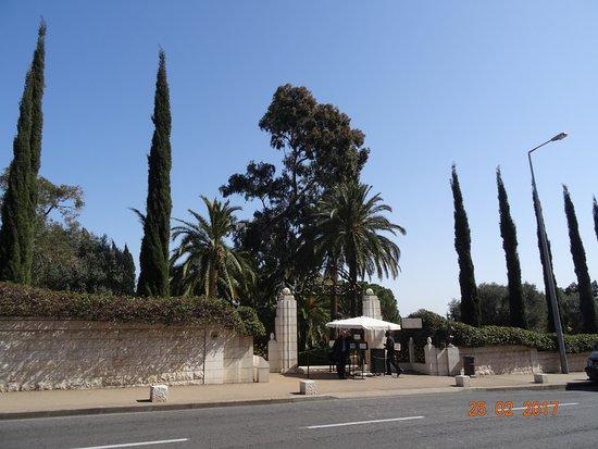 Yefe Nof Street