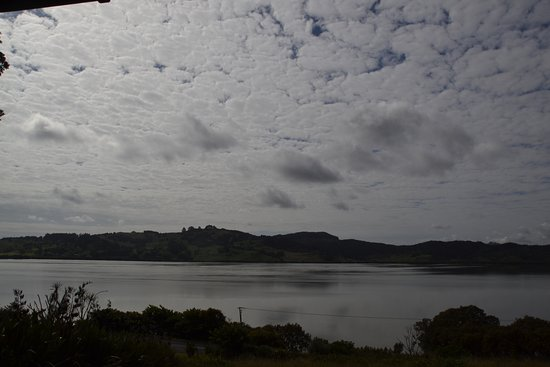 Kohukohu, Neuseeland: Another morning - another unique view