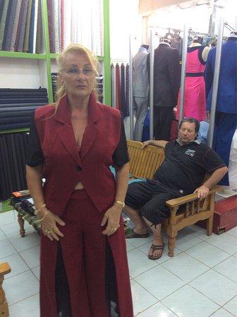 Nong Thale, Tajlandia: VICTORIA Fashion House