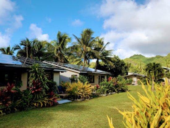 Muri Beach Resort: Lagoon View Villas